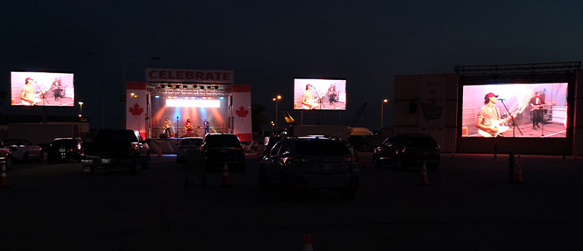 Drive-In Series