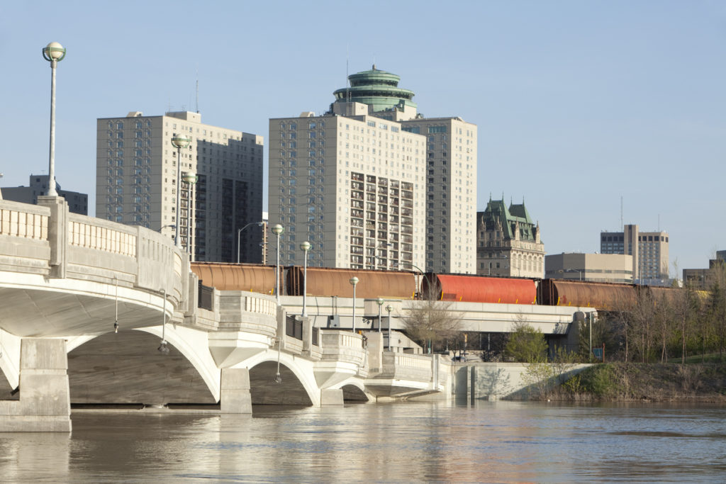 Northwood bridge in Winnipeg illustrates community impact of buying local